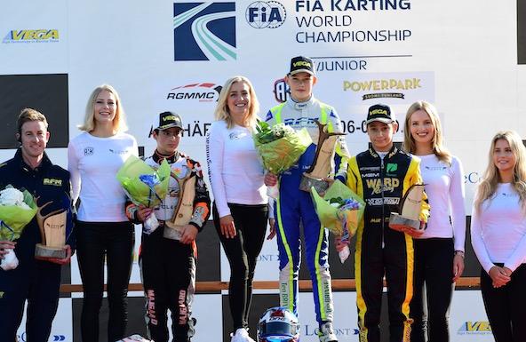 Thomas Ten Brinke Champion du Monde Junior-2