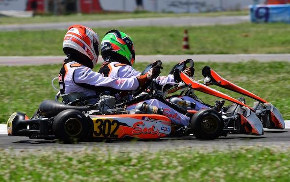 CPB Sport peut compter sur Emilien Denner et Jean Nomblot (ici en arrière plan)...