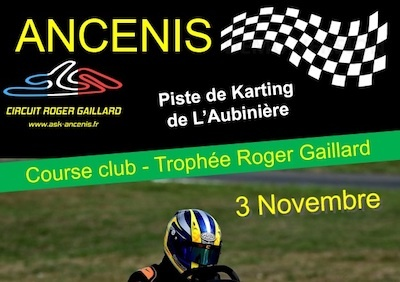 Agenda: Vos rendez-vous karting en cette fin d'année