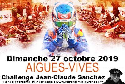 Direction Aigues-Vives (Lavelanet) pour le Challenge J.-C. Sanchez