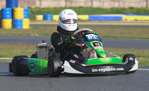 Victoire en GP2 à Angerville pour Team 93-