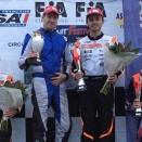 KZ2: Victoire et titre à Angerville pour Arthur Carbonnel