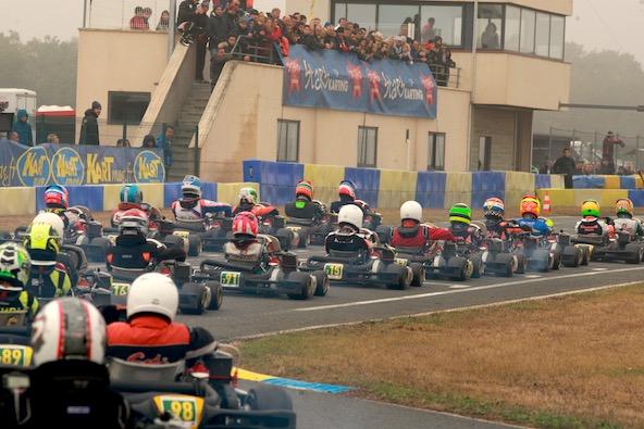 Kart Festival a Angerville-Le reglement particulier a J-7