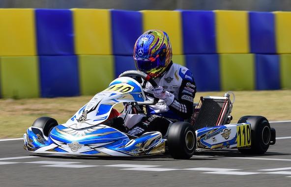 Lorenzo Travisanutto-De KR a Tony Kart-2