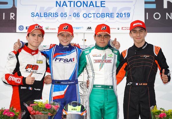 06/10/19, SALBRIS, Circuit International de Salbris, Championnat de France