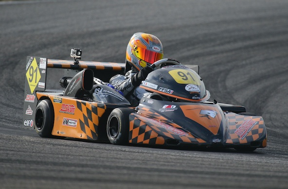 Qui sera Champion d'Europe Superkart 2019 au Mans?