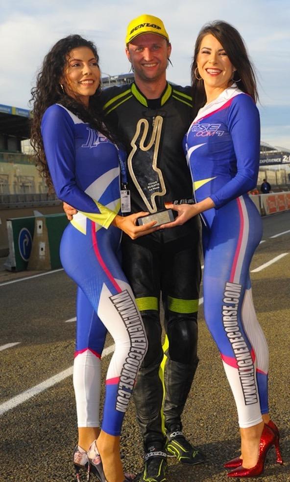 Superkart-Elkmann conserve son titre de Champion d Europe-1