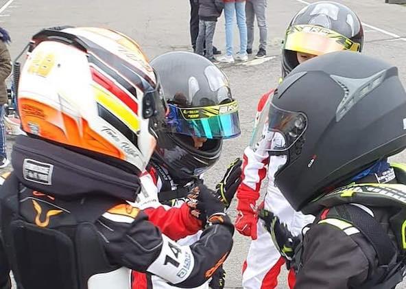 Belgique-Manua Cherbonnier remporte le Volant en Mini-1
