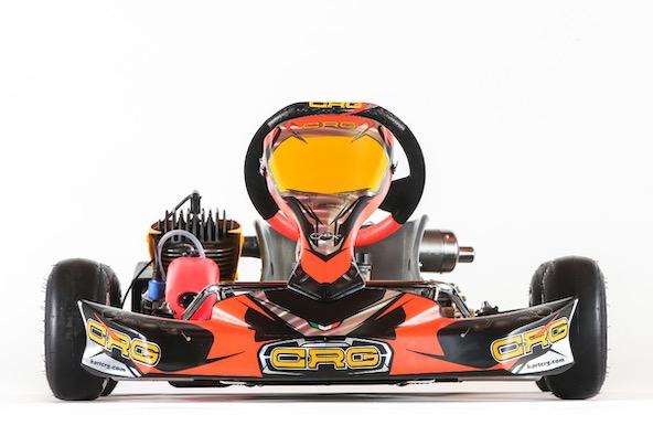 CRG presente ses nouveaux chassis Mini homologues CIK-1