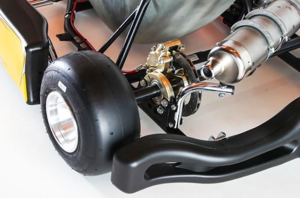 CRG presente ses nouveaux chassis Mini homologues CIK-3
