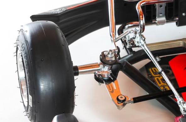 CRG presente ses nouveaux chassis Mini homologues CIK-4