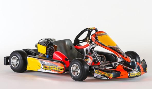 CRG presente ses nouveaux chassis Mini homologues CIK-5