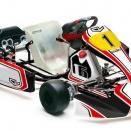 Charles Leclerc lance sa gamme de châssis de Karting