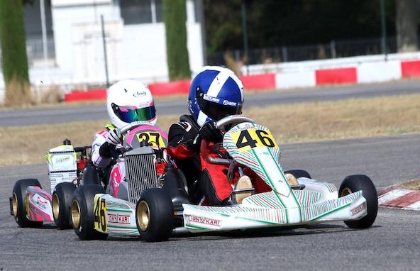 Fils de pilote de Formule 1: Au tour de Dayton Coulthard