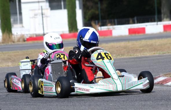 Fils de pilote de Formule 1-Au tour de Dayton Coulthard