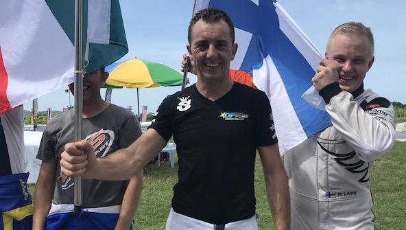 Davide Fore était à Langkawi