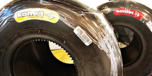 IAME-Komet propose un nouveau pneumatique-le K2H