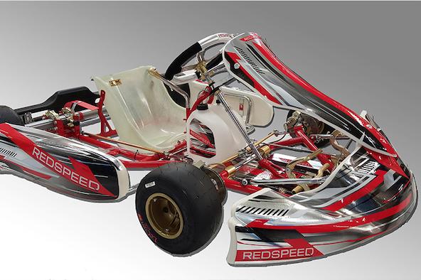 KCM devient importateur des chassis Redspeed et produits OTK-1