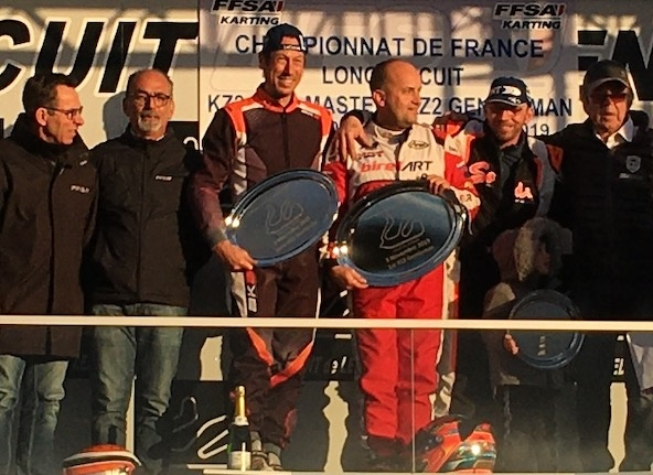 KZ2 Gentleman: Vainqueur, Benoît Portmann renoue avec le titre
