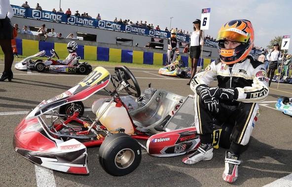 Le Champion de France Yann Bouvier se met au service des pilotes
