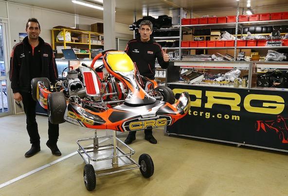 Le Karting de Lommerange devient importateur CRG France-1