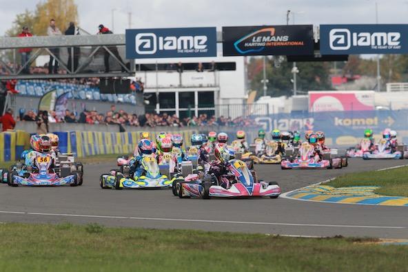 Le X30 Junior connaît toujours un sacré succès à la Finale Internationale au Mans, mais aussi dans de nombreux pays dans le monde