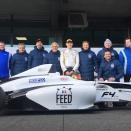 Marijn Kremers remporte la 1ère édition du Volant Feed Racing