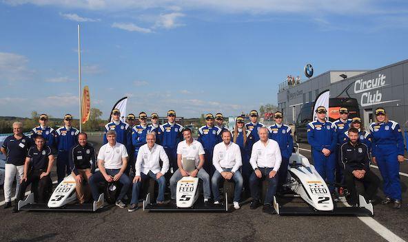 Rendez-vous le 12 novembre pour la finale du Volant Feed Racing-1