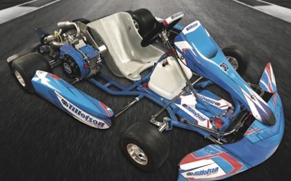T4 Series by Tillotson-Un kart pret a rouler sans contraintes-1