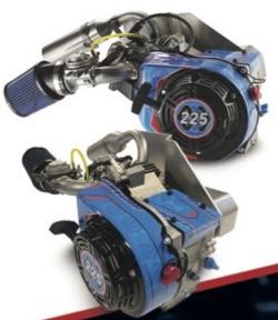 T4 Series by Tillotson-Un kart pret a rouler sans contraintes-2