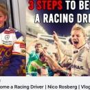 Vidéo: Comment devenir pilote professionnel selon Nico Rosberg