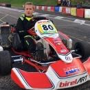 Champion Rotax, Jolan Raccamier est un ancien élève de l'EFK Villars