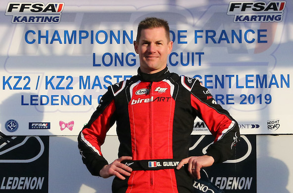 Gregory Guilvert-Champion de France Kart et Auto la meme annee-2