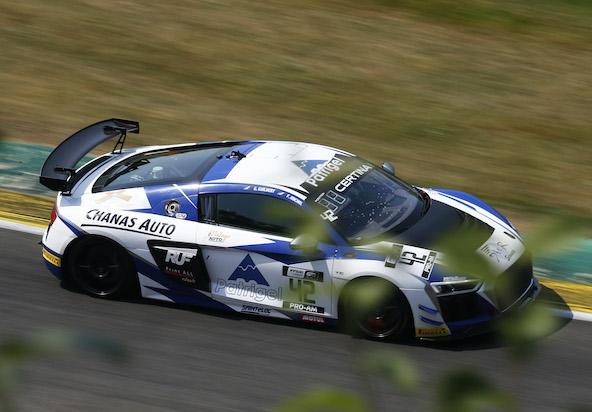 DU Kart KZ2 à l'Audi R8: Grégory Guilvert passe d'un baquet à l'autre avec grand talent (Image Pro-Photo-Sport)