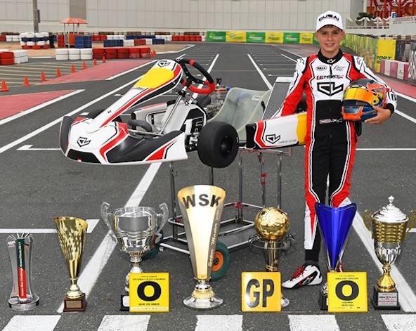 Jamie Day va suivre Lennox Racing Team sur un Charles Leclerc-3