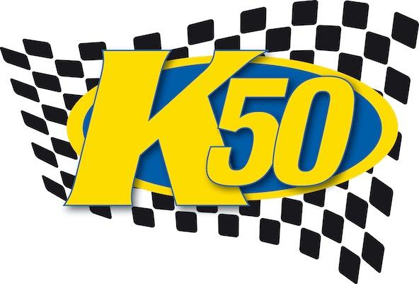 LOGO KART MAG K50-2 BLEU