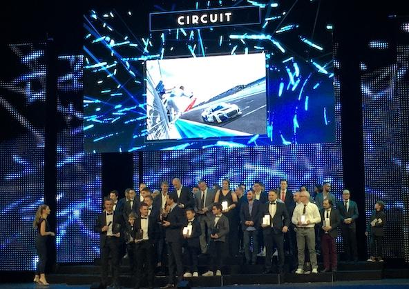 Les 2 titres (kart et auto) de Grégory Guilvert ont été célébrés