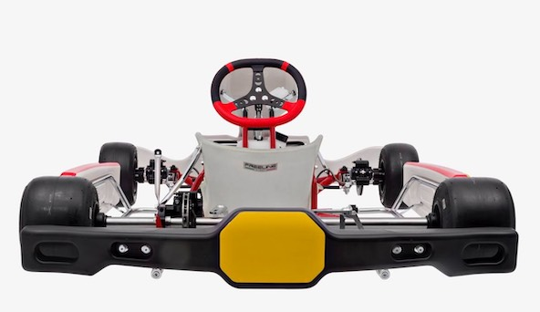 Le Rotax DD2 adopte le carenage et les fixations CIK-FIA-1