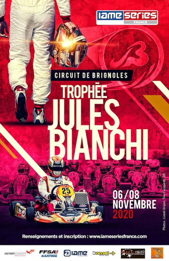 Le Trophee Jules Bianchi a Brignoles inscrit au calendrier 2020