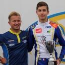 Andréas Hebert repart à l'international avec Daems Racing