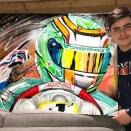 Stars of Karting: Une toile de Loïc Thiery gagnée par Dylan Léger
