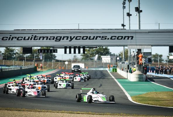 Circuit, F4, Auto, DE GERUS RESHAD, F4, F, , , Championnat de France, MAGNY-COURS, National Race, © KSP Reportages
