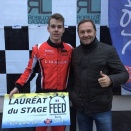 Feed Racing reconduit son partenariat avec la Stars of Karting