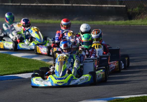 Thomas Ten Brinke, Champion du Monde Junior 2019