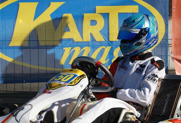 Kilian Belhaire passe en KZ2 en 2020