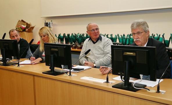 Le bureau de la Ligue Grand Est au travail avec sa nouvelle présidente, Séverine Cancelli