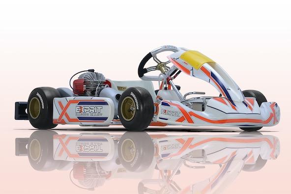 Le groupe OTK presente officiellement ses nouveaux chassis Mini-10