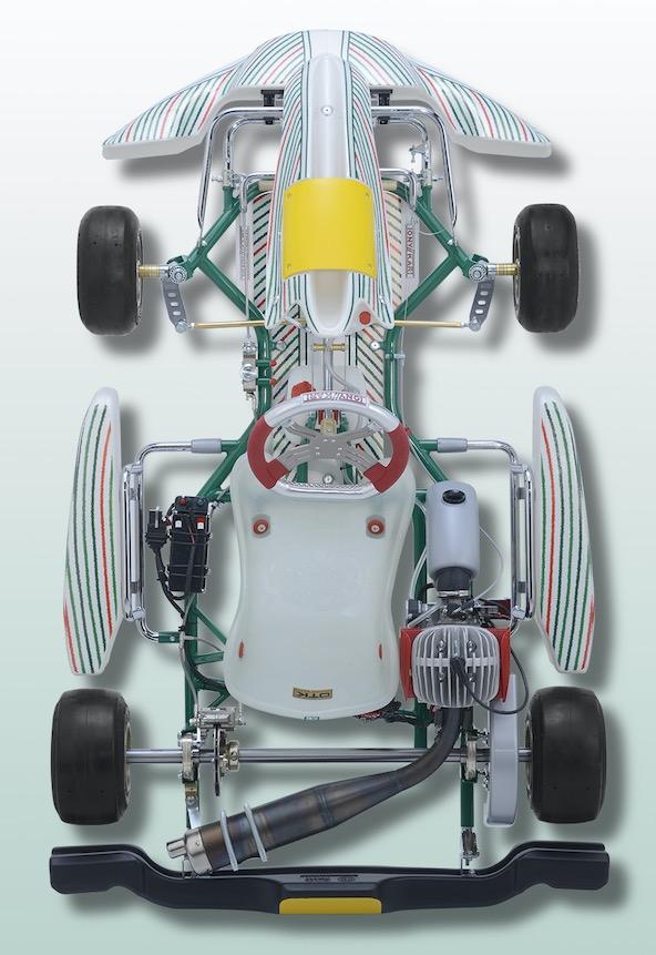 Le groupe OTK presente officiellement ses nouveaux chassis Mini-2
