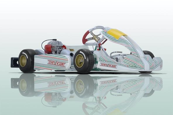 Le groupe OTK presente officiellement ses nouveaux chassis Mini-7
