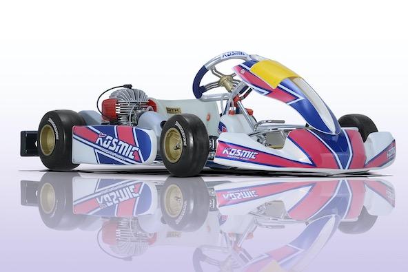 Le groupe OTK presente officiellement ses nouveaux chassis Mini-8